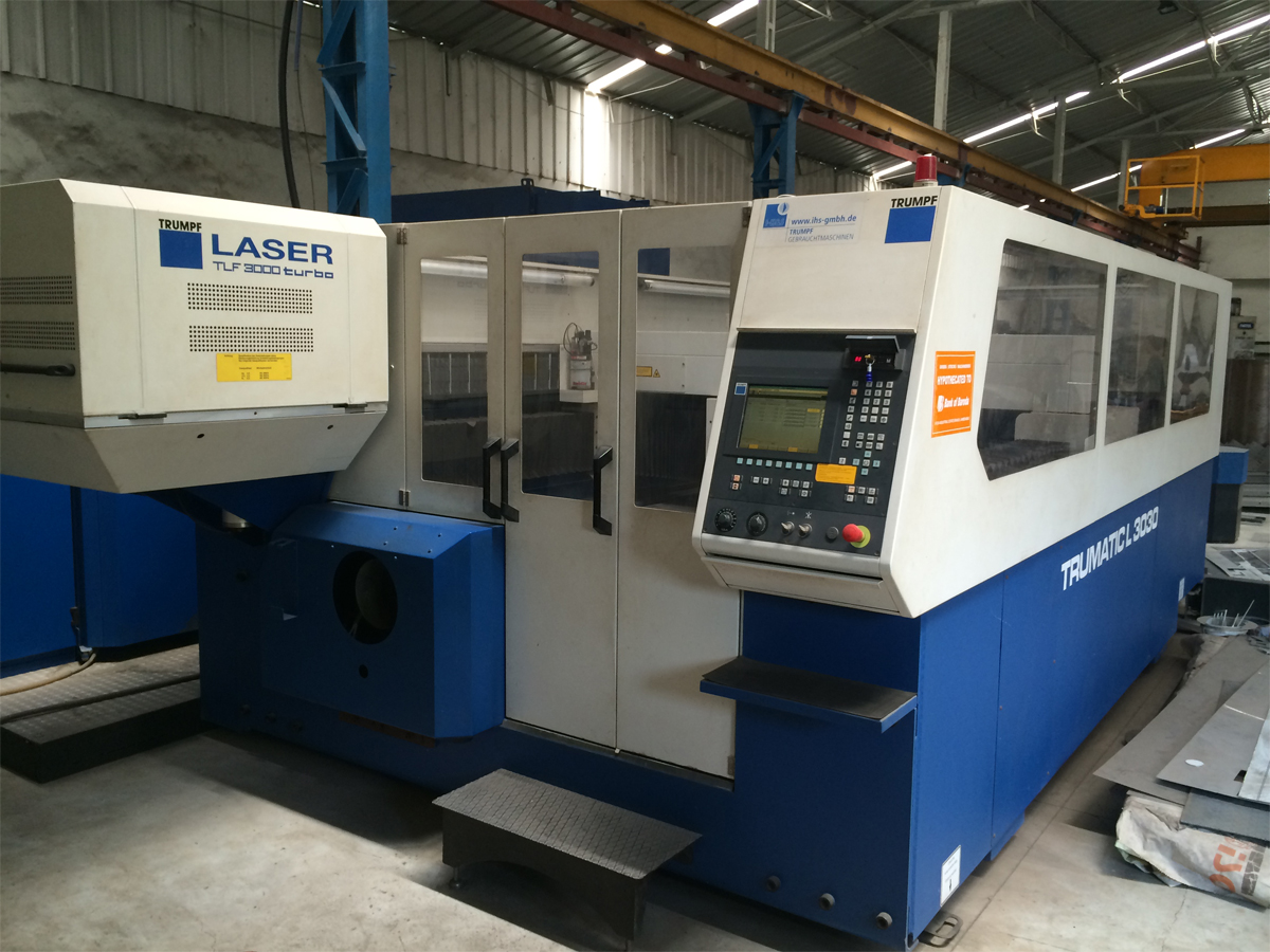 Bhoomi Fabricating Solutions : CNC Laser Cutting Services